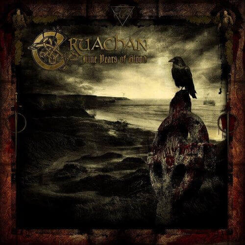 Download torrent Cruachan - Nine Years Of Blood (2018)