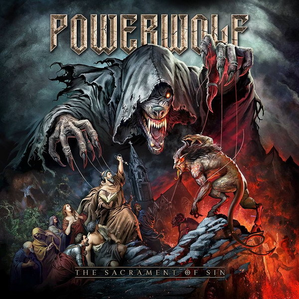 Download torrent Powerwolf - The Sacrament Of Sin (2018)
