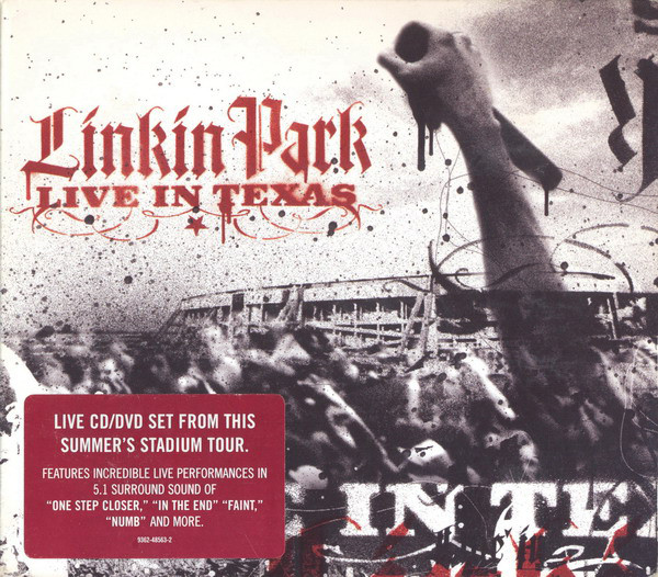 Download torrent Linkin Park ‎– Live In Texas (2003)