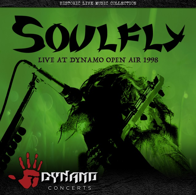 Download torrent Soulfly - Live At Dynamo 1998 (2018)