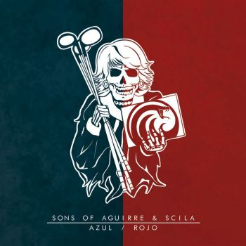 Download torrent Sons of Aguirre & Scila - Azul/Rojo (2018)
