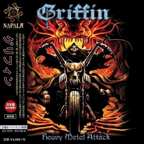 Download torrent Griffin - Heavy Metal Attack (Japanese Edition) (2018)