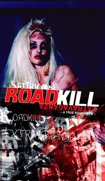 Download torrent Satyricon - Roadkill Extravaganza - A True Roadmovie (2001)