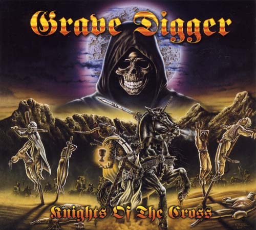 Download torrent Grave Digger - Knights of the Cross (1998)