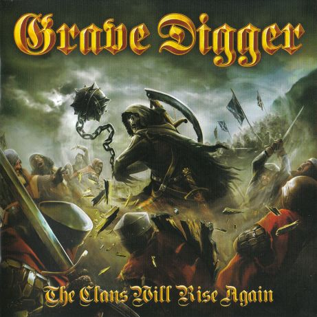 Download torrent Grave Digger - The Clans Will Rise Again (2010)