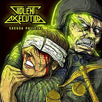Download torrent Violent Execution - Excusa policial (2018)