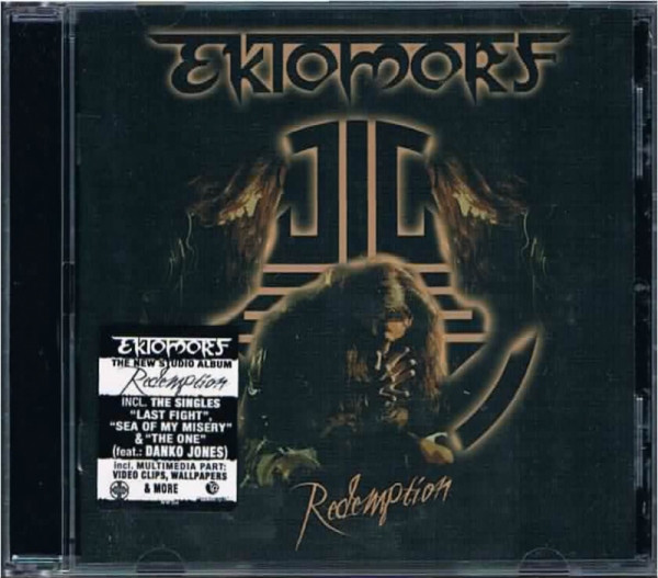 Download torrent Ektomorf - Redemption (2010)