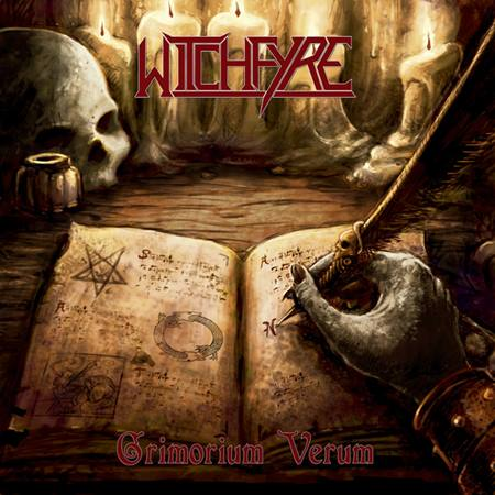 Download torrent Witchfyre - Grimorium Verum (2018)