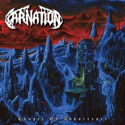 Download torrent Carnation - Chapel of Abhorrence (2018)