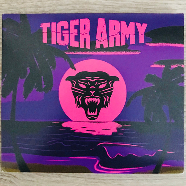 Download torrent Tiger Army - Dark Paradise (2018)