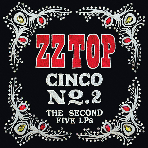 Download torrent ZZ Top - Cinco No. 2 (The Second Five LPs) (2018)