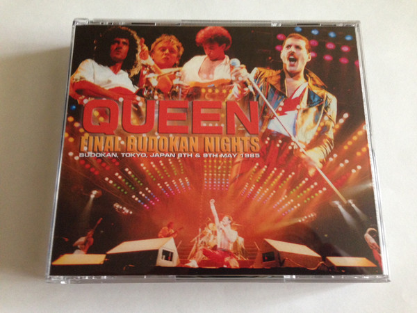Download torrent Queen - Final Budokan Nights (2018)