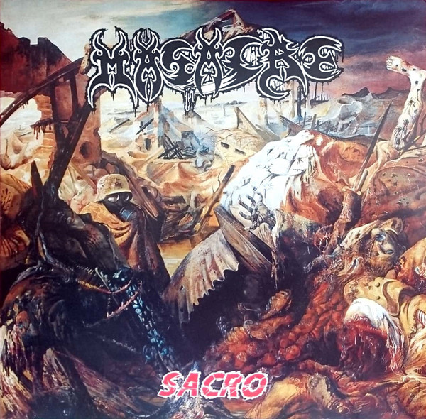 Download torrent Masacre - Sacro (2018)