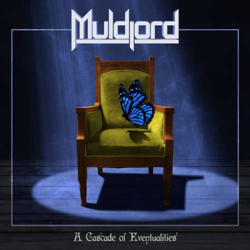 Download torrent Muldjord - A Cascade of Eventualities (2018)