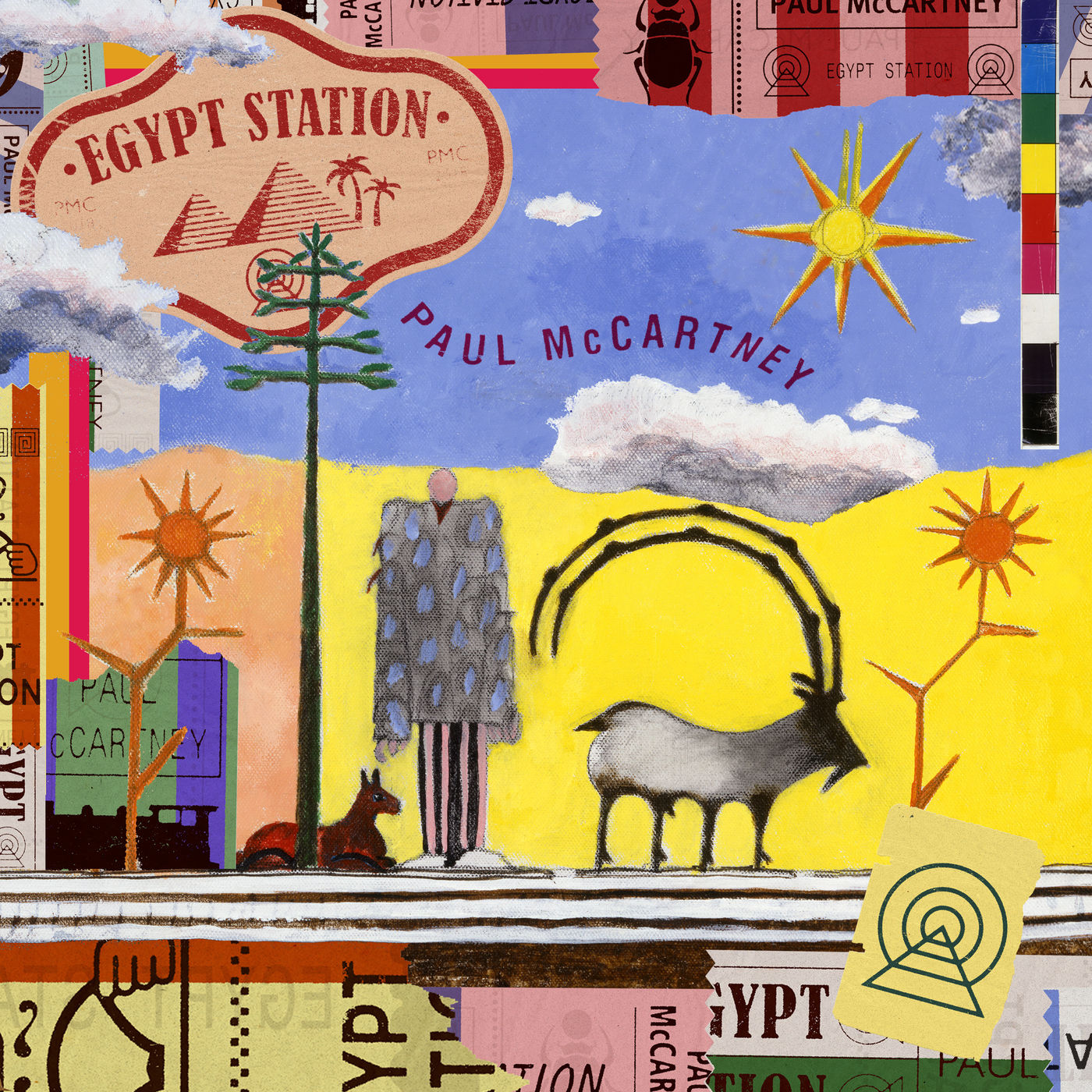 Download torrent Paul McCartney - Egypt Station (2018)