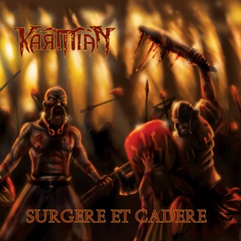 Download torrent Karmian - Surgere et Cadere (2018)