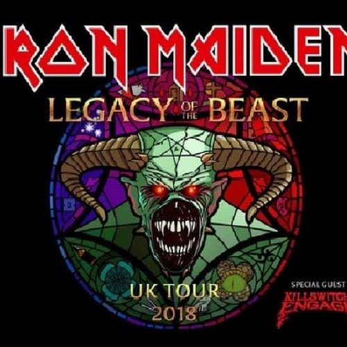 Download torrent Iron Maiden - Legacy In Manchester (2018)