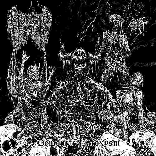 Download torrent Morbid Messiah - Demoniac Paroxysm (2018)