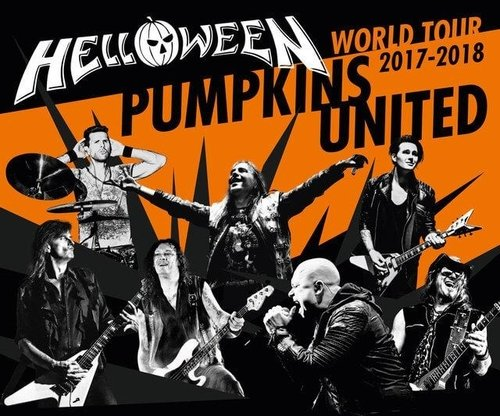 Download torrent Helloween - Pumpkins United (Wacken Open Air) (2018)