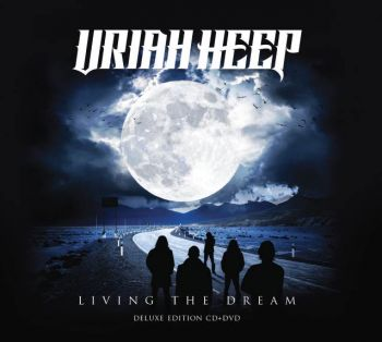 Download torrent Uriah Heep - Living the Dream (2018)