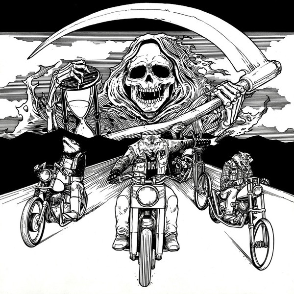 Download torrent Speedwolf - Ride With Death (2018)