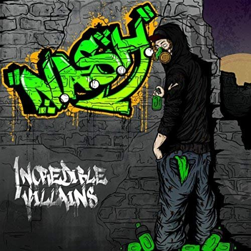 Download torrent N.A.S.H. - Incredible Villains (2018)