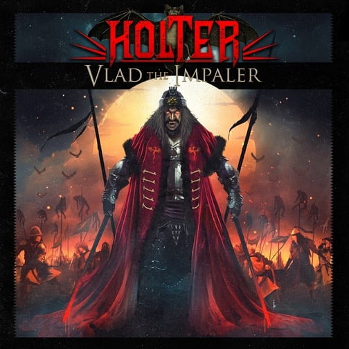 Download torrent Trond Holter - Vlad the Impaler (2018)