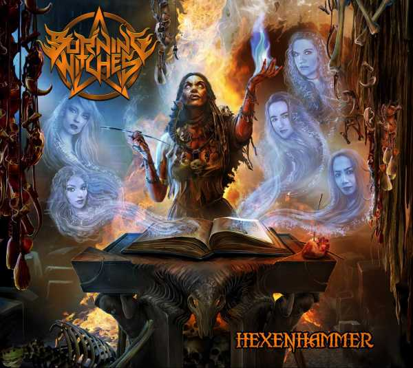 Download torrent Burning Witches - Hexenhammer (2018)