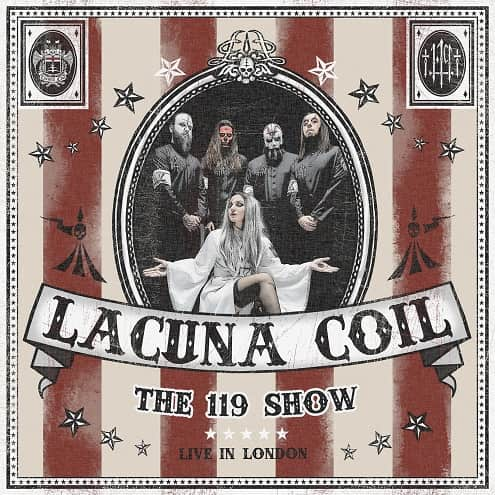 Download torrent Lacuna Coil - The 119 Show - Live in London (2018)