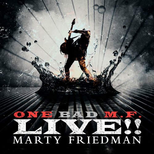Download torrent Marty Friedman - One Bad M.F. Live!! (2018)