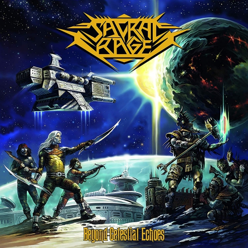 Download torrent Sacral Rage - Beyond Celestial Echoes (2018)