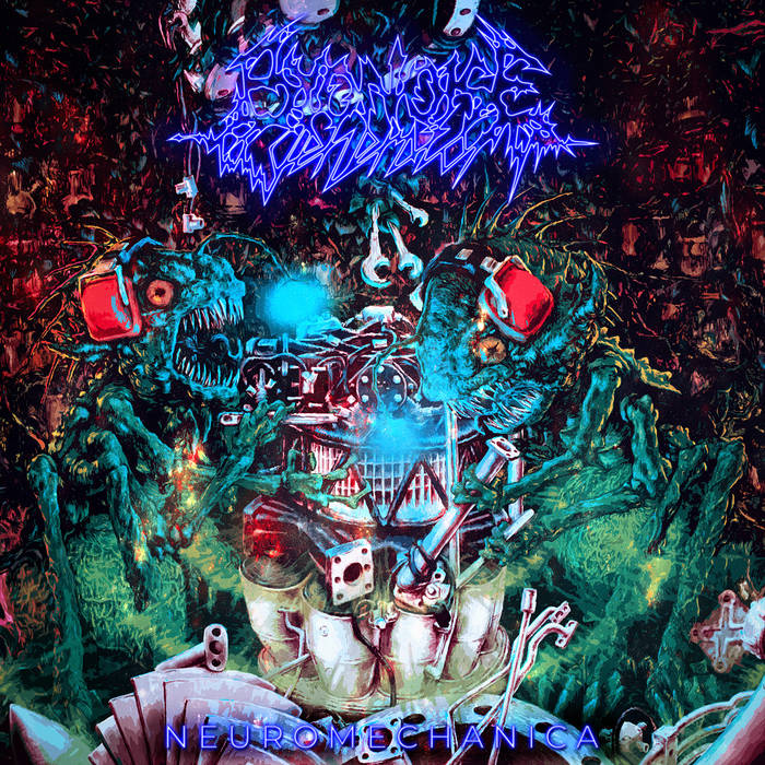 Download torrent ByoNoiseGenerator - Neuromechanica (2018)