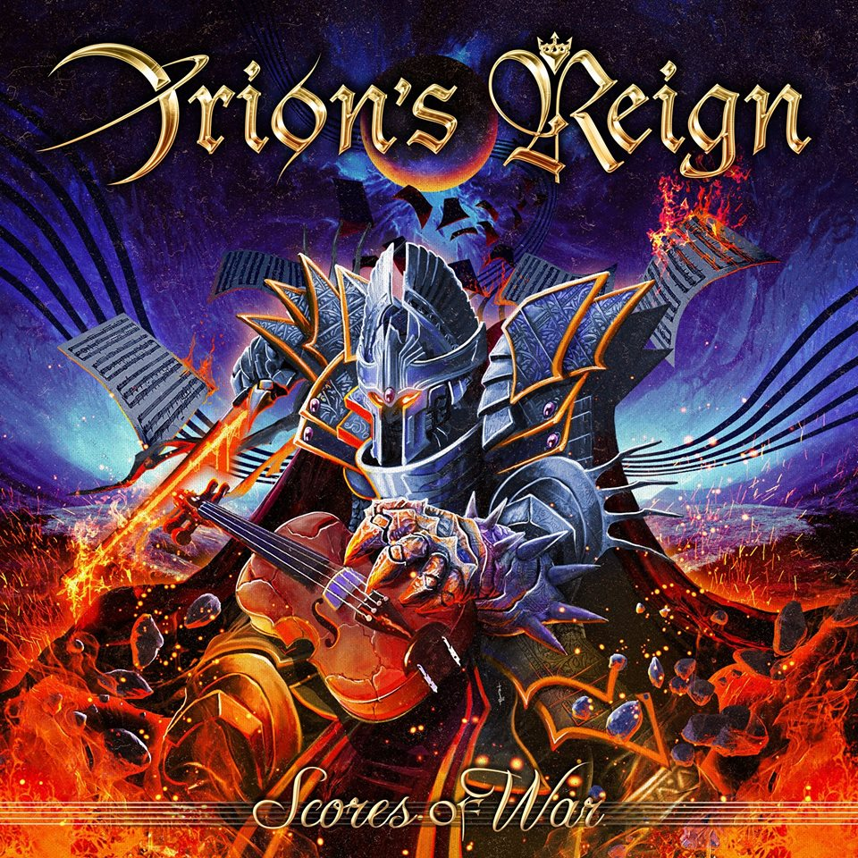 Download torrent Orion's Reign - Scores Of War (2018)