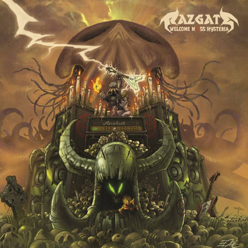 Download torrent Razgate - Welcome Mass Hysteria (2018)
