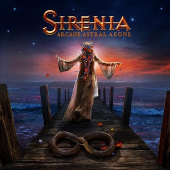 Download torrent Sirenia - Arcane Astral Aeons (2018)