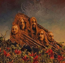 Download torrent Opeth - Garden of the Titans: Live at Red Rocks Amphitheatre (2018)