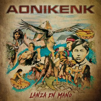 Download torrent Aonikenk - Lanza En Mano (2019)