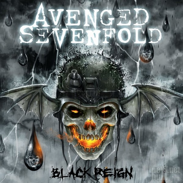 Download torrent Avenged Sevenfold - Black Reign [EP] (2018)