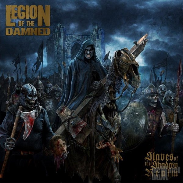 Download torrent Legion of the Damned - Slaves Of The Shadow Realm (2019)