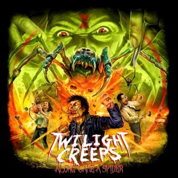 Download torrent Twilight Creeps - Along Came a Spider (2019)