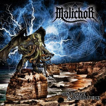 Download torrent Malichor - Nightmares And Abominations (2018)